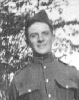 JAC Kell in WWI cadet uniform