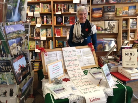 Authors and independent book stores help each other thrive with events like this book signing at Perfect Books in Ottawa, Canada