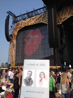 Rolling Stones concert, Indianpolis, July 4, 2015