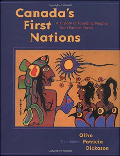 Canada's First Nations third edition cover